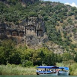 DALYAN & MUD BATHS