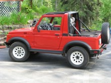GROUP E | SUZUKI JEEP