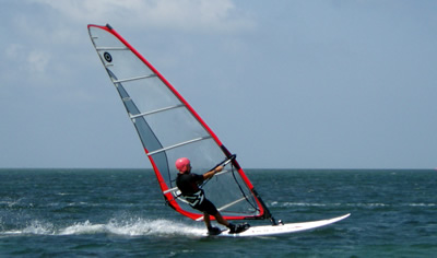 WINDSURF BEGINNER WINDSURFING COURSE