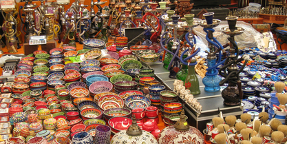 TRADITIONAL TURKISH MARKETS